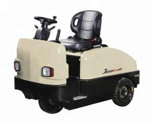 China 2ton 3ton  6ton Water-proof  Low gravity center Low noise and non-pollution seated electric tow tractor for cheap sale on sale