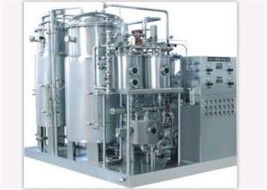 China PLC Touch Screen Carbonated Drink Bottling Machinee 5000 L/H With PET Bottles on sale