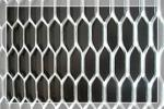 Hexagonal Patterns Expanded Metal Mesh PVC-coated Fencing Wire Mesh