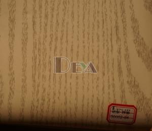China wood grain pvc film on sale
