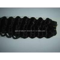 Virgin Deep Wave Human Hair Weft Hair Extension (mo 008)