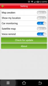 China Customized Multiple Language GPS Car Tracking Software Google Map Management on sale