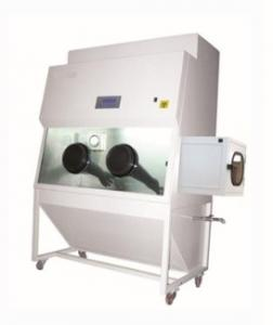 China 304 Stainless Steel Class III Biological Safety Cabinet BSC-1500IIIX on sale