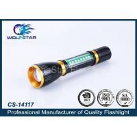 1300lm 10 watt Patented Durable Aluminum Alloy LED Zoom Flashlight Torch