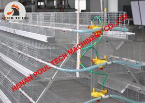 China Poultry Farm A Type Automatic Egg Hen Chicken Cage and Chicken Coop Equipment with 90-200 Chickens Hot Galvanized Cage on sale