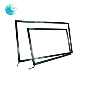 China Multi-touch infrared lcd touch monitor screen frame for TV Wifi support on sale
