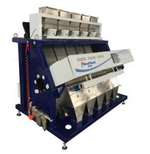 China PET flakes color sorter, plastics processing machine , colour sorting machine for PET plastics on sale