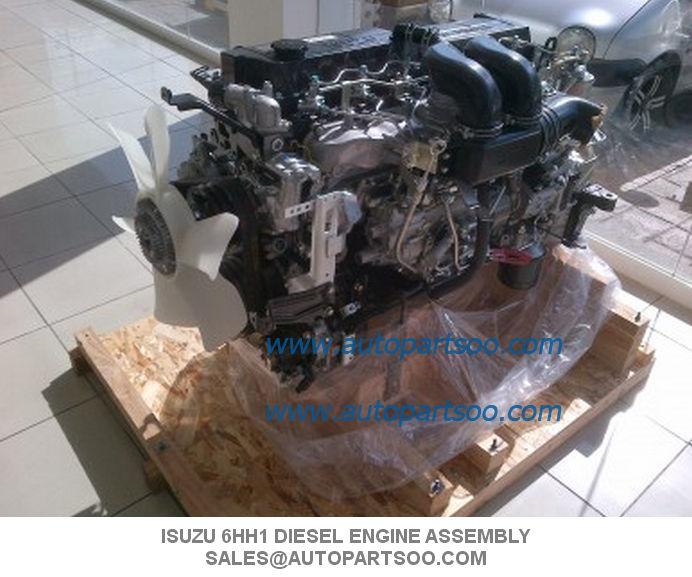 6hh1 Engine Assembly Isuzu Oem Parts Diesel Engine Assy