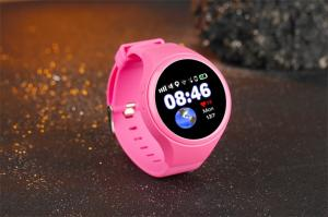 China Wifi Support SOS Wrist Watch GPS tracking device for kids watch tracking device Android system on sale