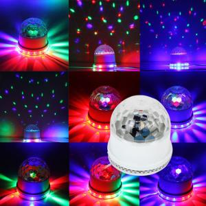quality special effects lights mini ufo magic ball disco led party light for ktv party for