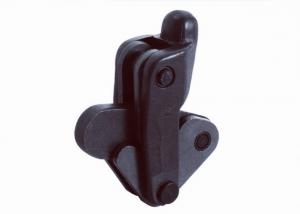China 500kg Weldable Hand Tool black Oxide Welding Toggle Clamp on sale