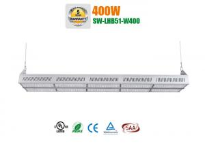 China IP65 400w industrial linear led lighting 0 -10V dimmable with movement sensor      on sale