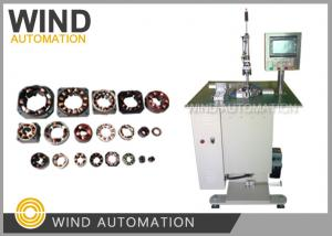 China Needle Winder 4 Axis CNC Cam Indexing Thin Wire Below 0.8mm Stator supplier