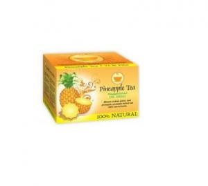 China Herbal Weight Loss Slimming Coffee Tea , Natural Fruit Dr.Ming Pineapple Tea on sale