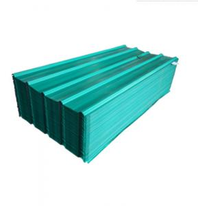China 0.12-2.0mm*600-1250mm PPGI PPGL Aluzinc Color Corrugated Roofing Plate sheet for industry on sale
