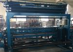 China Goat Field Fence Machine 7.5KW 3.8T , Cattle Fence Machine Corrosion Protection wholesale