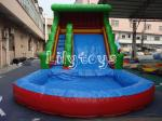 China Outdoor Inflatable Water Slide wholesale