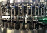Auto Coke Cola Bottling Machine Carbonated Beverage Glass Bottle Soda Filling Machine