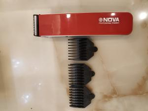 China NS-216 Mini Rechargeable Hair Trimmer Family Working Professional Hair Clipper NOVA Hair Trimmer on sale