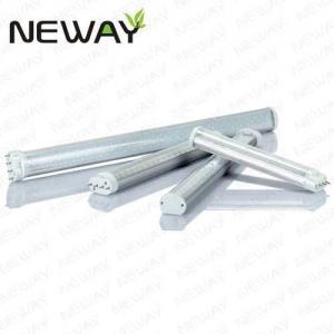 China 乳白色のPCカバーが付いているPLL8W 4Pin 2G11 LEDの管ランプ on sale