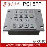 Wincor EPP V5 keypad/Wincor EPP V5 Pinpad Encryption PIN Pad EPP atm Keyboard