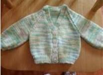 China 100% Cotton customizable Spring free baby knitting patterns cardigans for Toddlers on sale