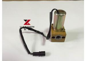 China E320B Main Pump Hydraulic 1393990 , CAT320B Hydraulic Solenoid Valve 139-3990 on sale
