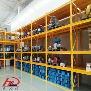 China Warehouse Metal Steel Long Span Storage Shelving on sale