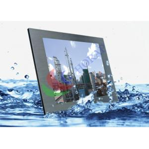 China Touch Screen Lcd Monitor15 Inch , Sunlight Readable Lcd 1024 * 768 Resolution on sale