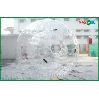 Kids Inflatable Sports Games Giant Transparent Zorb Ball Rental
