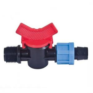 China Agriculture Drip Tape Fittings Drip Irrigation Solenoid Valve Anti - UV on sale