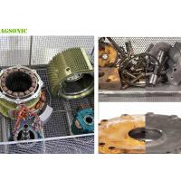 China Valves Ultrasonic Cleaning Machine Automatic Bike / Fuel System Parts / Candles / Pistons on sale