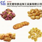 Chinese Gas Bakery Machines for Cookies Machinery with CE Certificate