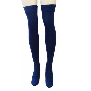China 100% Cotton sexy young girl thigh high tights women socks on sale