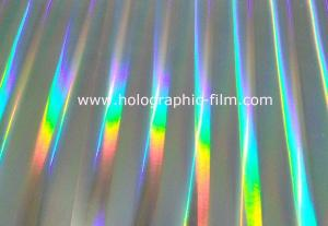China Holographic Film Laminated Paper on sale