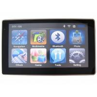468MHz / SIRF 6 inch Car GPS Navigator EG-6010 MT3351, ARM1176JZ-S Core/SIRFV Optional