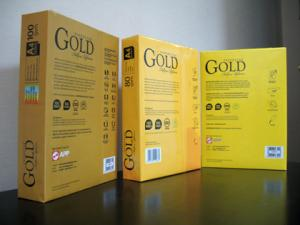 China Paperline Gold A4 80 gsm Copy Paper supplier