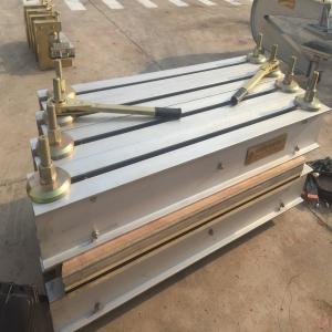 China 30 Conveyor Belt Vulcanizing Machine Hot Splicing Kit For Belt Repair on sale