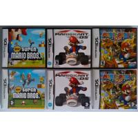 MIX Top Seller Classic ds games for ds dslite dsi xl 3DS games Animal Crossing Mario bros kart party DK luigi