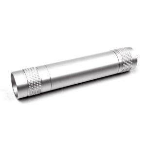 China Bonne lampe-torche de torche de l'aluminium LED de service avec la batterie JW046133-1L du bouton AG13 ou LR44 on sale