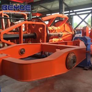 China Energy Saving Drum Twister Machine , Big Power Cable Making Equipment on sale