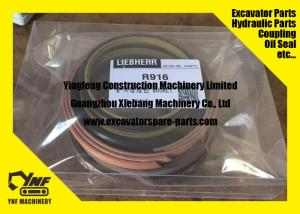 China Customized Excavator Seal Kits Hydraulic Seal SPG - PTFE Bronze Carbon NBR FKM on sale