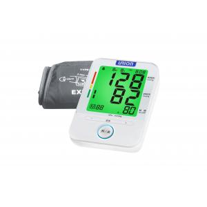 China CE FDA approved upper arm blood pressure monitor with three color backlight on sale