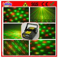 100mW Mini Twinkling Laser Light Green & Red Disco DJ Xmas Party Stage Light Lighting Patterns Projector MNB60RG