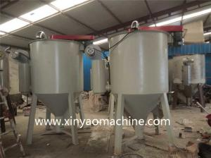 China Vertical Plastic Mixing Machine Automatic for Granule pellets on sale