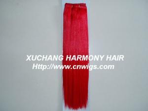 China human hair weave on sale