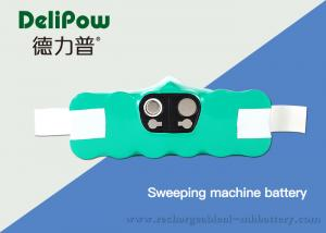 China Sweeping Machine NIMH Rechargeable Battery Pack With Customized Capacity on sale