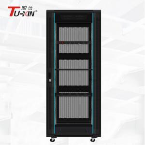 China Computer Server Cabinet Impact Resistance , Data Center Network Server Rack on sale