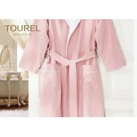 Cotton Waffle Terry Home Hotel Quality Bathrobes Velour Childrens Towelling Bathrobe
