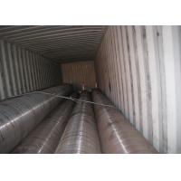 Heavy Wall Thickness Stainless Steel Round Pipe Hot Rolled12